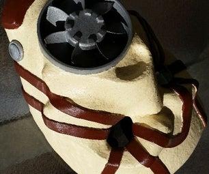 Borderlands Cosplay Psycho Mask