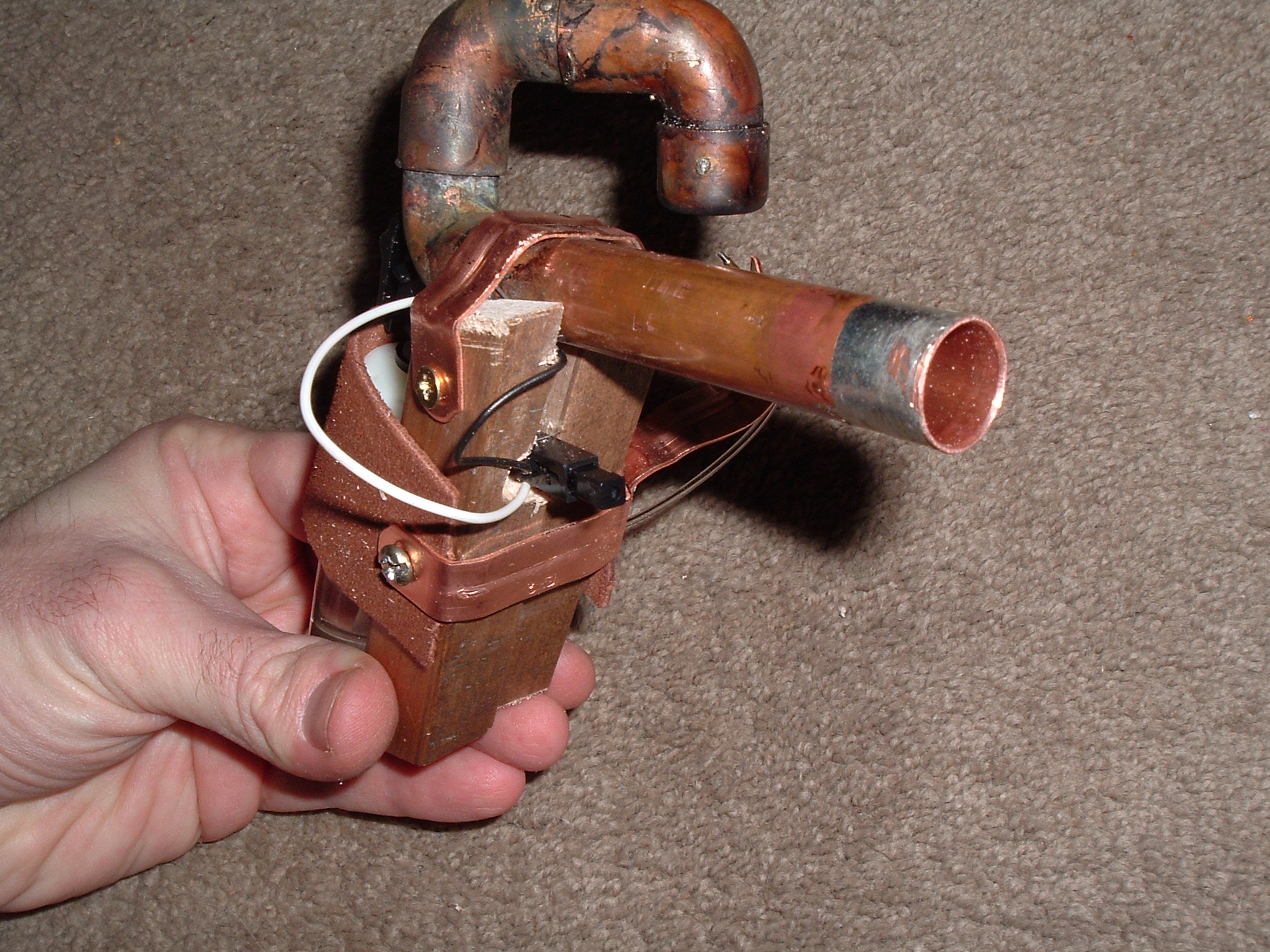 Steam Powered Potato Pistol 1.0