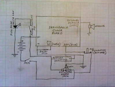 Firing Circuits: Electronic Assembly