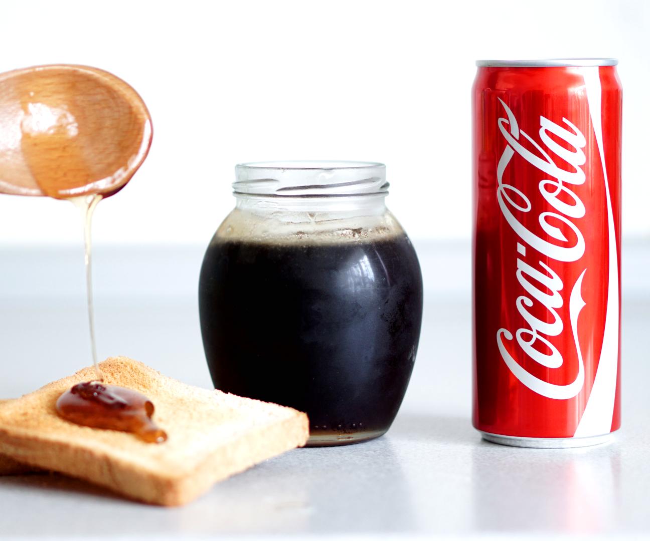 Coca Cola Honey