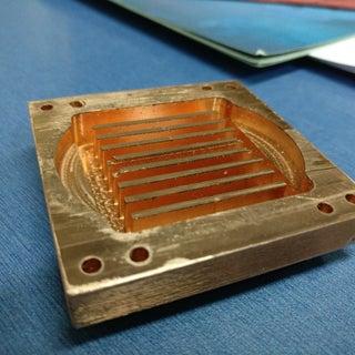 DIY CPU Waterblock