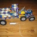 Knex 4x6 Truck