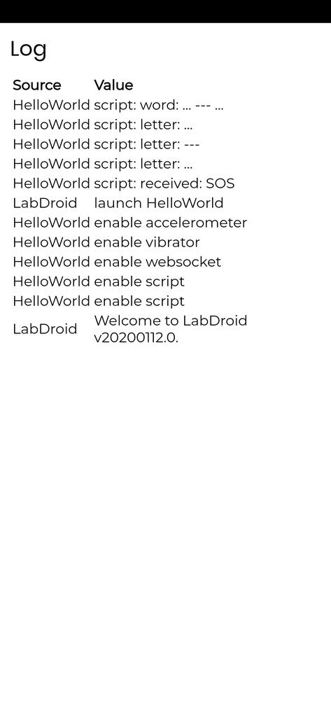 """Say """"Hello World"""""""