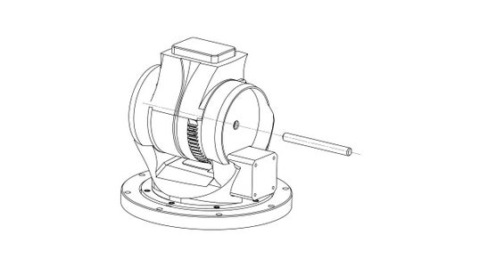 Y Axis Assembly
