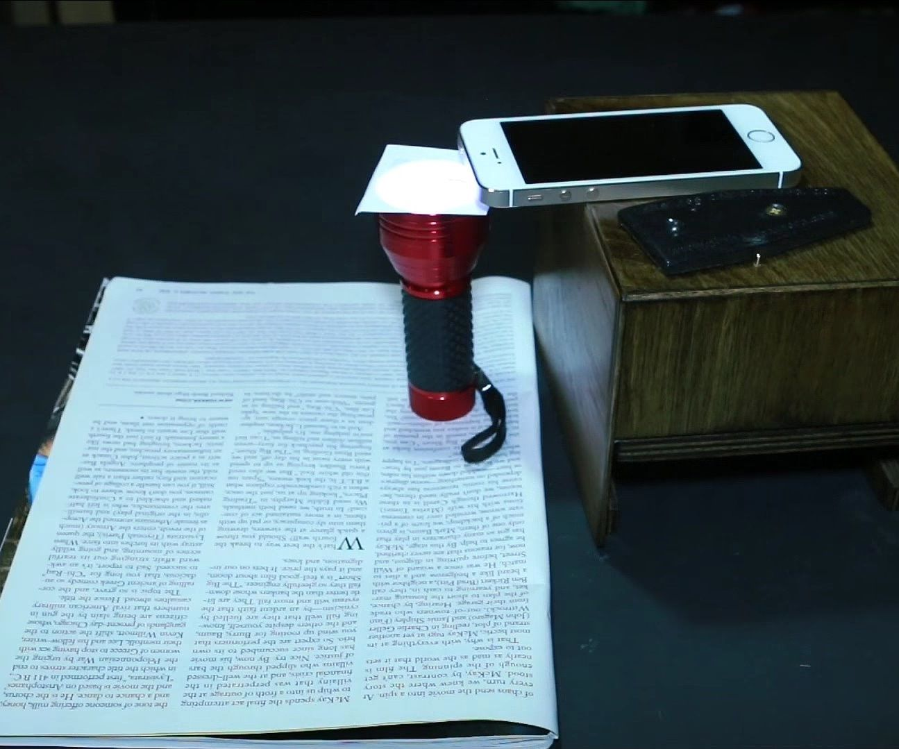 DIY Microscope Using Smartphone
