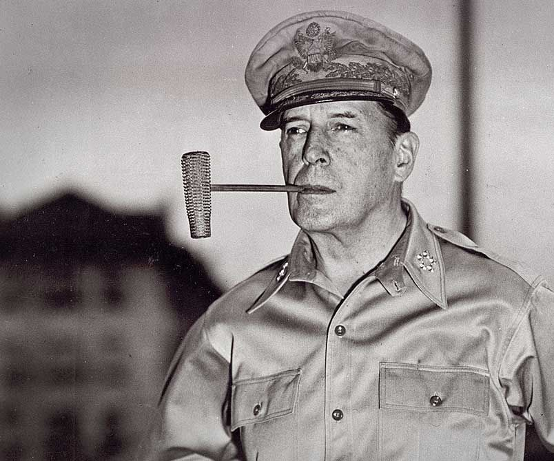 Make Your Own General MacArthur Tobacco Pipe