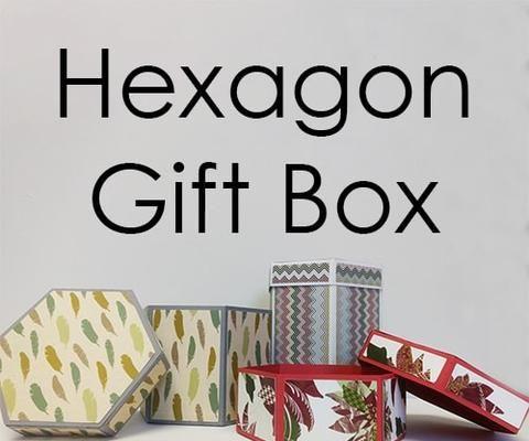 Hexagon Gift Box