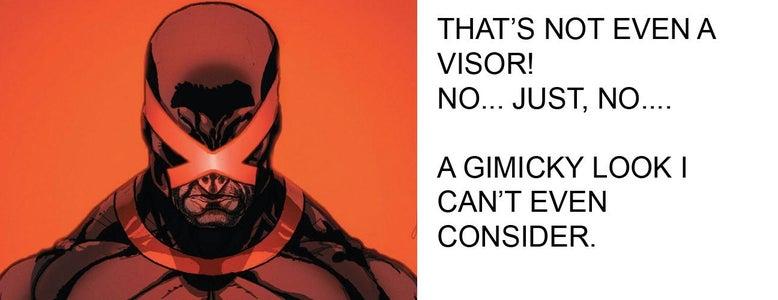 X-Men Cyclops Visor