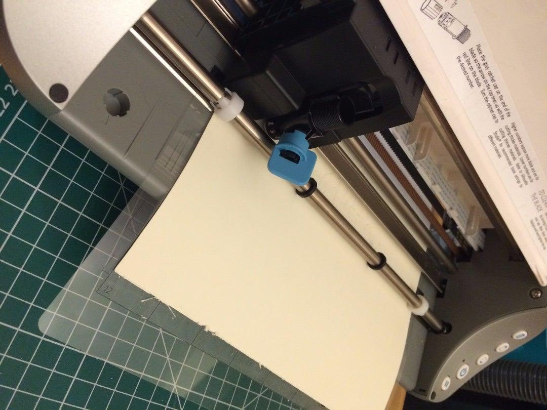 Using the Vinyl Cutter