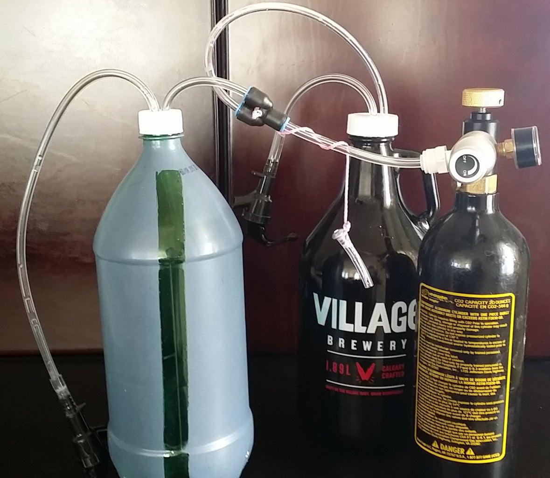 PET-a-Draft Mini Beer Keg System