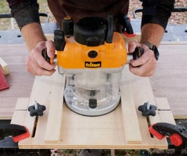 How to Make a Stopped Dado Jig for Any Router