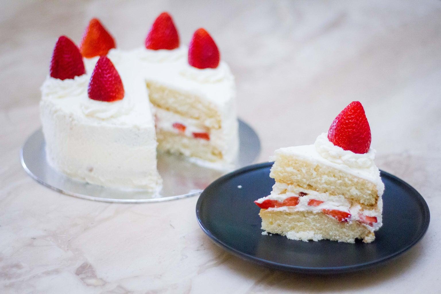 ENJOY YOUR CAKE!!!