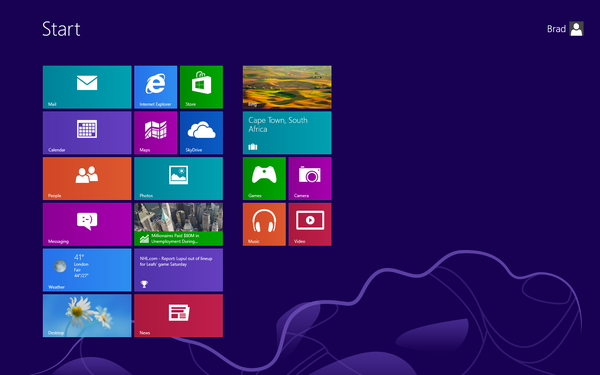 Upgrading and Using Windows 8!