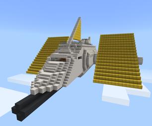 Minecraft - the Auric Glider