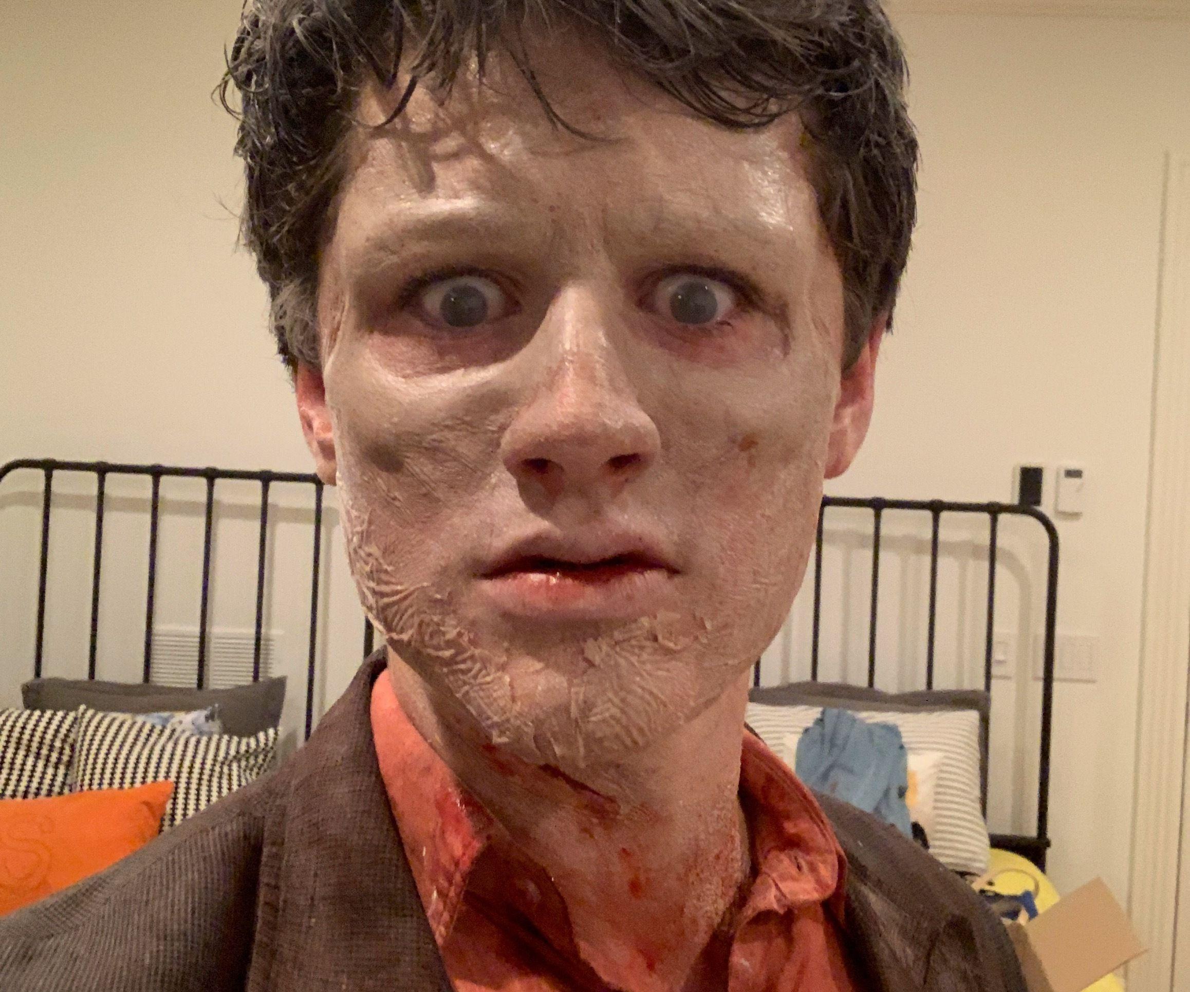 WWZ Inspired Zombie Costume