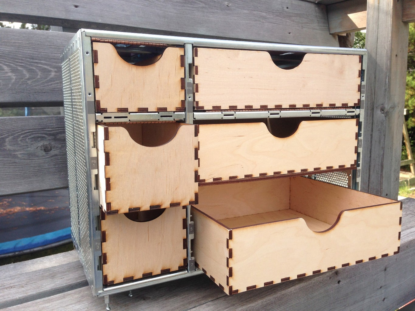 Two More Drawers