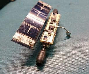 Micro 555 BEAM Robot