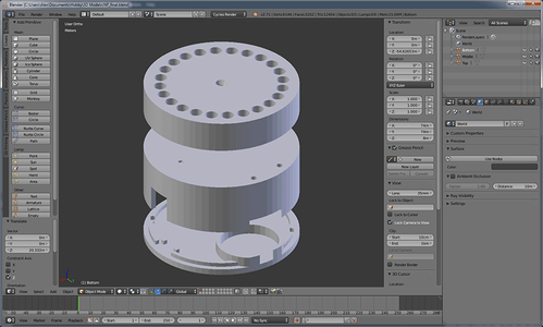 The 3D Model and How to Print It