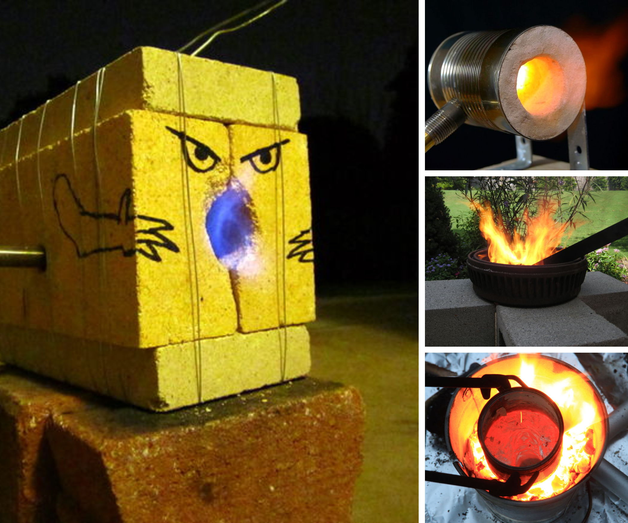 Homemade Forge Projects