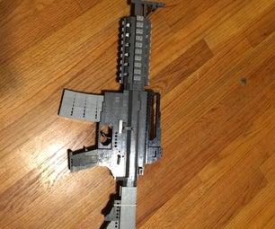 Lego M4A1