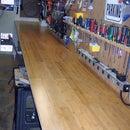 Tough Cheap Work Bench (My Bowling Alley)