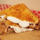 S'mores Grilled Cheese