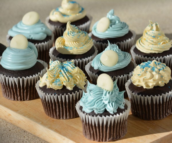 How to Frost Beautiful Cupcakes