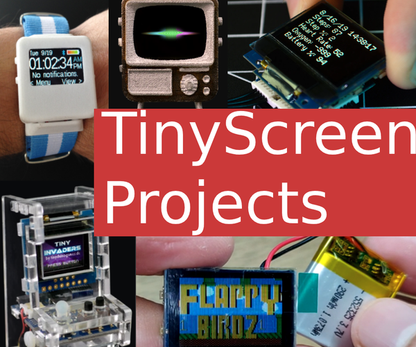 DIY Fitness Tracker Smart Watch With Oximeter and Heart Rate | Modular Electronic Modules From TinyCircuits | Smallest Arcade