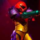 Samus Aran's Arm Cannon From Metroid