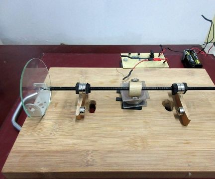Serenity Motor or Floating Armature Motor
