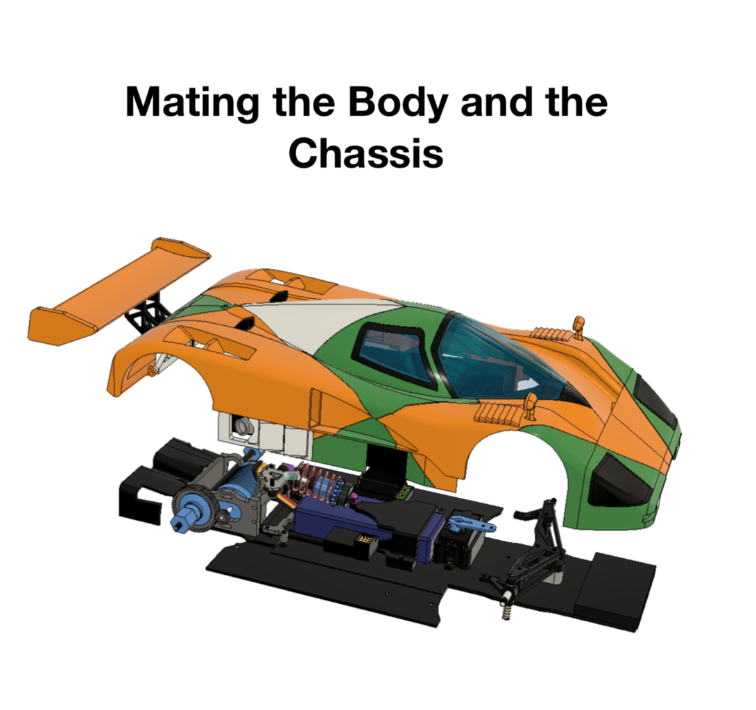 Mating the Body and Chassis