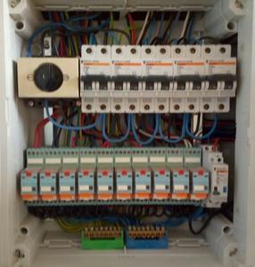 Module Electric Shutters