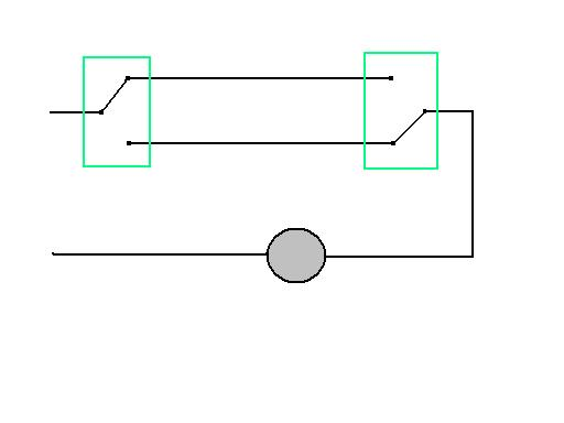 Three-Way and Four-Way Switches--How They Work