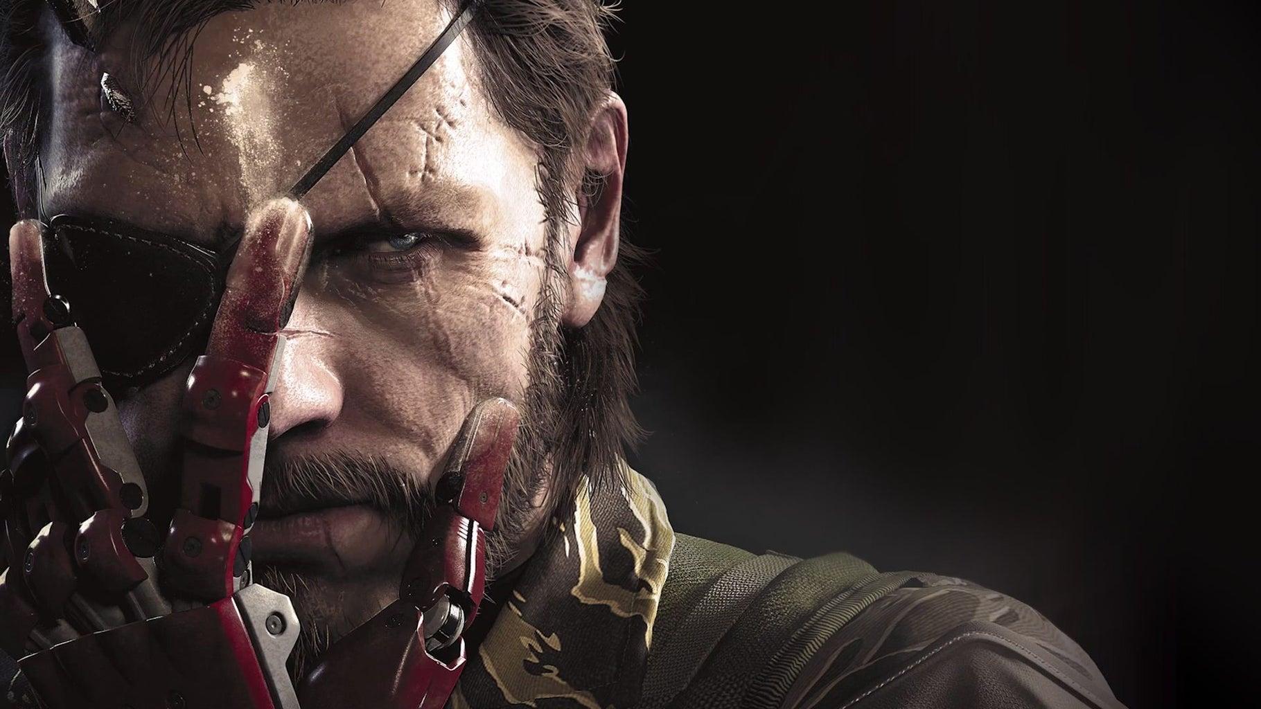 Metal Gear Solid V: Big Boss Eye Patch