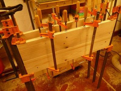 Assemble Shelf Pieces