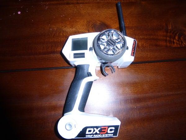 Spektrum DX3C Dis-assembly