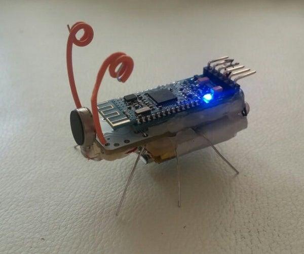 Social Bug: Bluetooth Dancing Robot