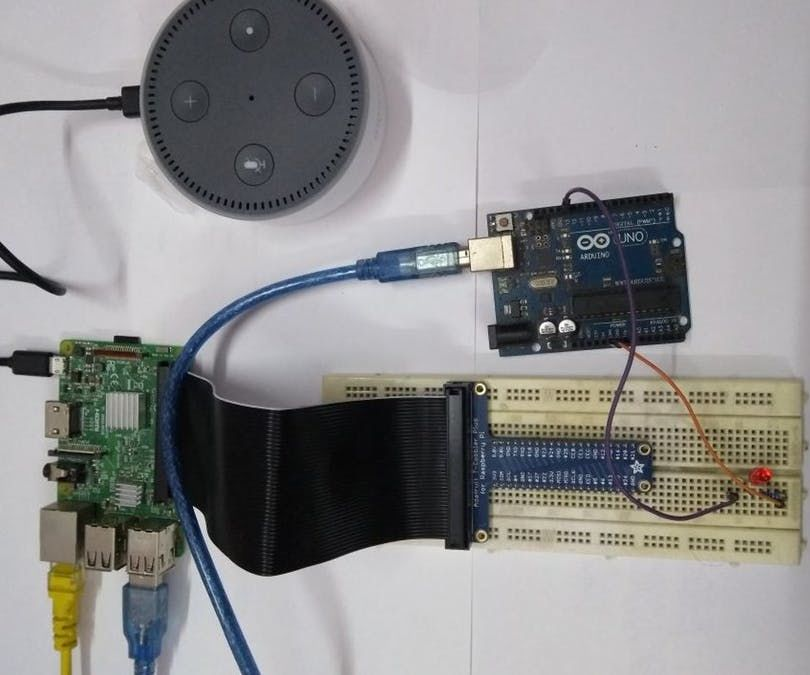 How to Control Light Using Arduino and Amazon Alexa