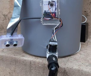 Automated Arduino Tap
