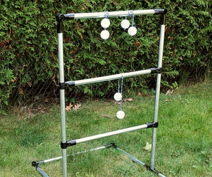 Ladder Toss Game (made With Maker Pipe)