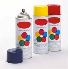 Spray Paint Prank