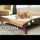 Easy to Make Modern Dog Bed