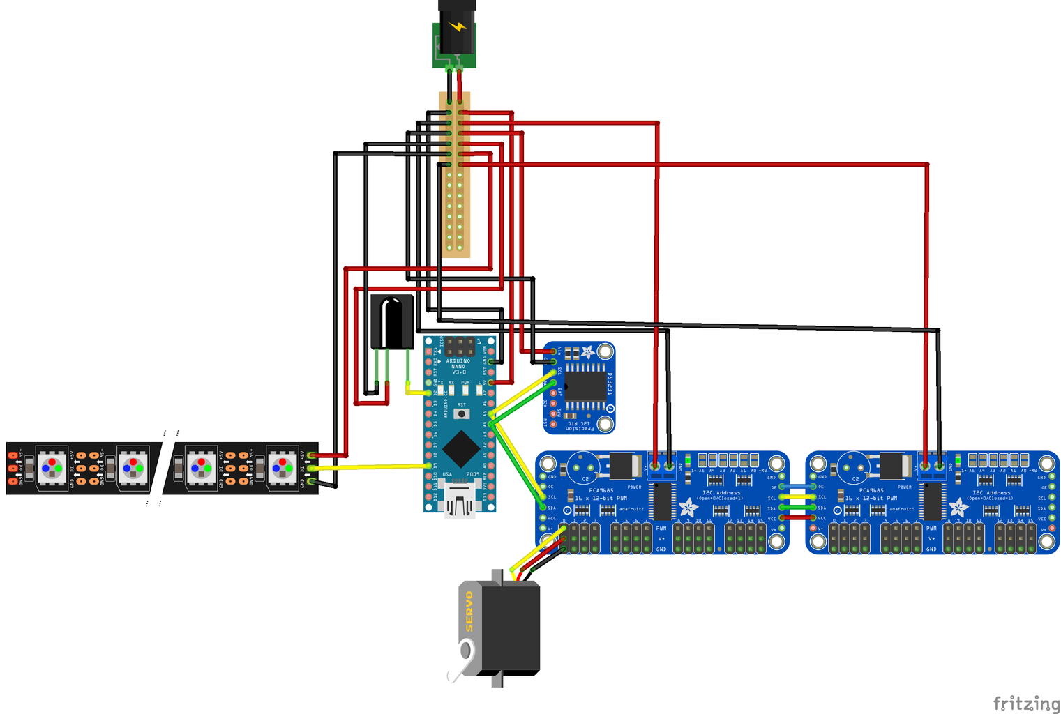 Attach Components to Backplate and Wiring