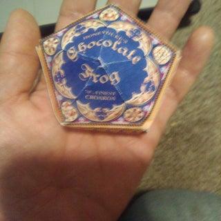 Honeyduke's Chocolate Frog Box