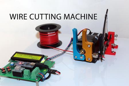 WIRE CUTTING MACHINE