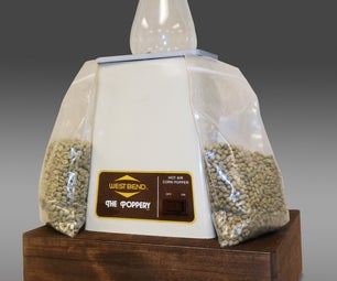 Build a Controllable Coffee Roaster From an Air Popcorn Popper