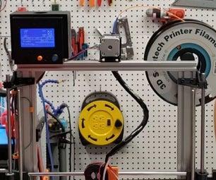 DIY 3D Printer From Scratch
