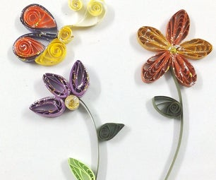 Getting Start With Quilling