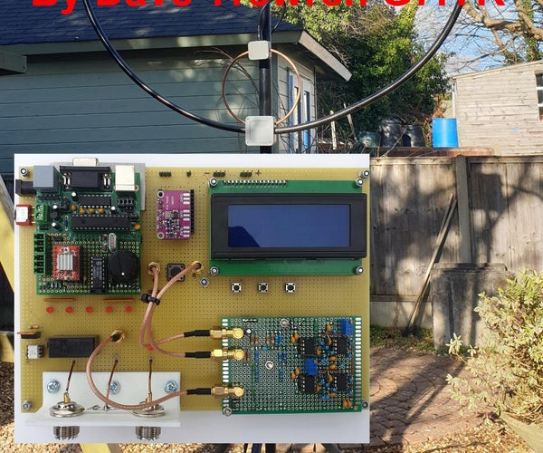 Magnetic Loop Antenna Automated Tuner