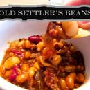 Old Settler's Beans
